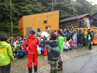 フジロックフェスティバル 2011 <br /> ごみゼロナビゲーションボランティア活動報告3